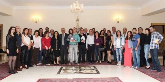 لجنة العيلة في البترون نظمت لقاء للمتزوجين الجدد: تركيز على حياة العائلة دينيا واجتماعيا