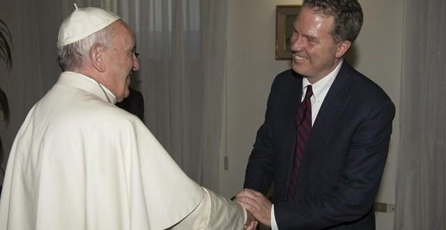 مقابلة مع المدير الجديد لدار الصحافة التابعة للكرسي الرسولي