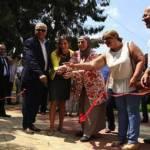 افتتاح الحديقة العامة في برج حمود: مساحات خضراء نقطة لقاء للمواطنين