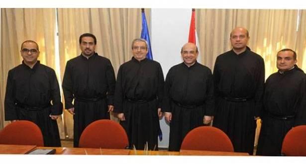 جامعة الكسليك وحركة لبنان الأفضل أولمتا على شرف الأب حبيقة