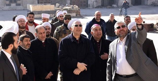 الكاردينال زيناري يصف محادثات السلام السورية في الأستانة بالخطوة الإيجابية