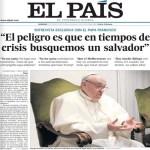 صحيفة إي باييس الإسبانية تُجري مقابلة حصرية مع البابا فرنسيس