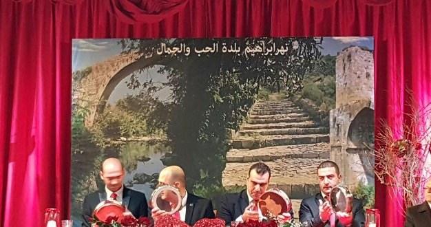 أمسية زجلية أحيتها بلدية نهر إبراهيم في جبيل بمناسبة عيد الحب