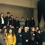 """""""لابورا"""" تنظم لقاءً توجيهياً في مركز حركة الشبيبة الأرثوذكسية – طرابلس"""