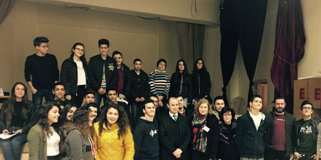 """""""لابورا"""" تنظم لقاءً توجيهياً في مركز حركة الشبيبة الأرثوذكسية –الميناء طرابلس"""