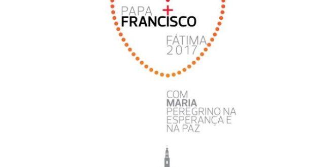 القلب والمسبحة، شعار حجّ البابا إلى فاطيما
