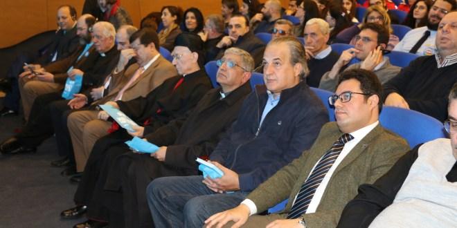 """نشاطات اليوم الثالث لـ """"المعرض المسيحي"""" في قاعات ديرمار الياس – انطلياس"""
