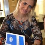 ندوة وتوقيع كتاب لكاورلينا الخوري عبود البعيني عن الفلسفة العيادية حوار علاجي لهموم يومية