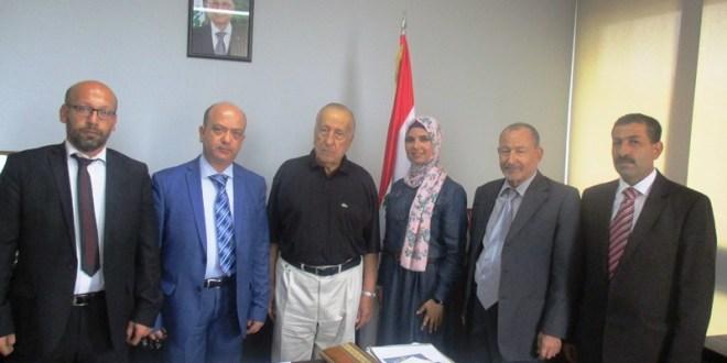 نقيب المحررين إلتقى رئيس جمعية بناء الانسان: نريد إعلاما حاملا لرسالة الوحدة الوطنية والسلام