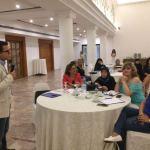 ورشة تدريبية حول إدماج النوع الإجتماعي والتخطيط لوزارة شؤون المرأة