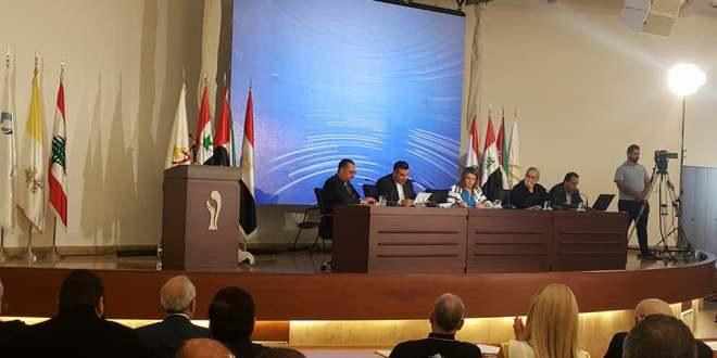"""انطلاق المؤتمر الاعلامي الثاني تحت عنوان """"الإعلام المسيحي نحو الاتحاد"""""""