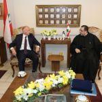 السفير الاوكراني من المعهد الفني الانطوني في الدكوانة: مستعدون لتطوير التعاون مع لبنان