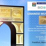 LEBANESE MUSIC SCHOOL فازت بجائزة THE ARCH OF EUROPE المذهبة