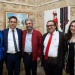 معرض بعنوان صالون الرسامين والنحاتين لجمعية ثقافة الكتاب (Culture Book Association)
