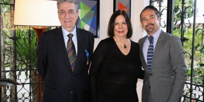 الجمهورية الفرنسية تمنح وسام الشرف للطبيب اللبناني كمال ربيز