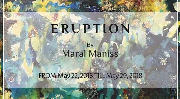 افتتاح معرض الفنانة مارال مانيس غدا في اكزود