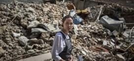 أنجلينا في الموصل: خراب ما بعده خراب