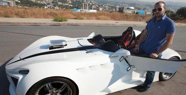 إطلاق أول سيارة رباعية الدفع لبنانية الصنع في 19 الحالي