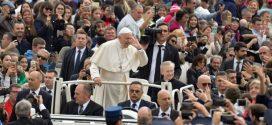 في مقابلة الأربعاء العامة البابا فرنسيس يتحدث عن محبة الله الآب