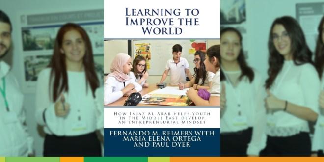 مؤسسة إنجاز ليبانون أعلنت نشر كتاب يدرس تأثير مؤسسة إنجاز العرب الإيجابي على الشباب في منطقة الشرق الأوسط