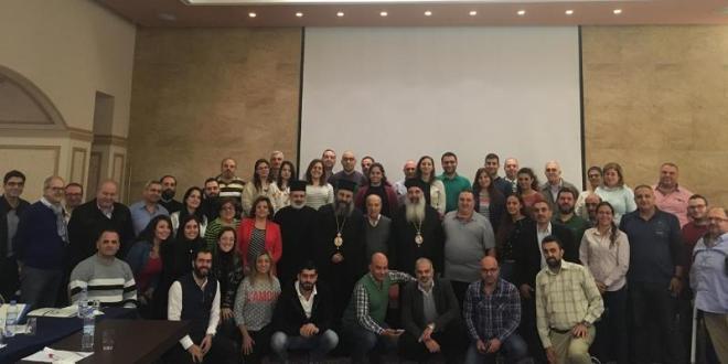 مؤتمر حركة الشبيبة الارثوذكسية برعاية يازجي: للالتفاف حول موقف المجمع الانطاكي