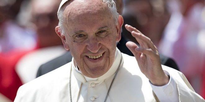 البابا فرنسيس يزور المغرب في آذار مارس 2019