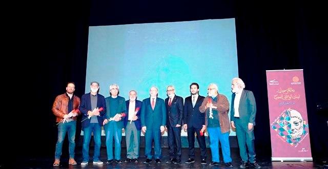 الخوري افتتح مهرجان لبنان الوطني للمسرح دورة انطوان كرباج ومنحه وسام الأرز الوطني بقرار من الرئيس عون