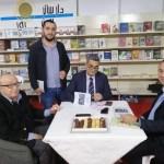 أنطوان سعد وقع كتابه مسؤولية فؤاد شهاب عن اتفاق القاهرة