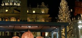 البابا فرنسيس يترأس القداس الإلهي احتفالا بعيد القديسة مريم أم الله