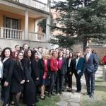حوار ديبلوماسي بين سفيرة لبنان في روما وطلاب ايطاليين: ضاهر: تعرفوا على لبنان تاريخا وحاضرا ولديهم الرغبة بزيارته