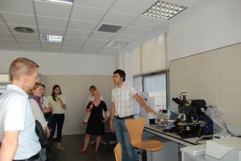 Planta piloto de fabricación de micro y nanosistemas