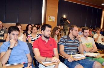 Al curso se han inscrito 40 alumnos