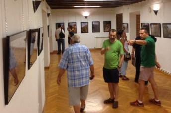 La exposición puede visitarse hasta el 31 de julio