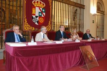 El rector presidió la clausura