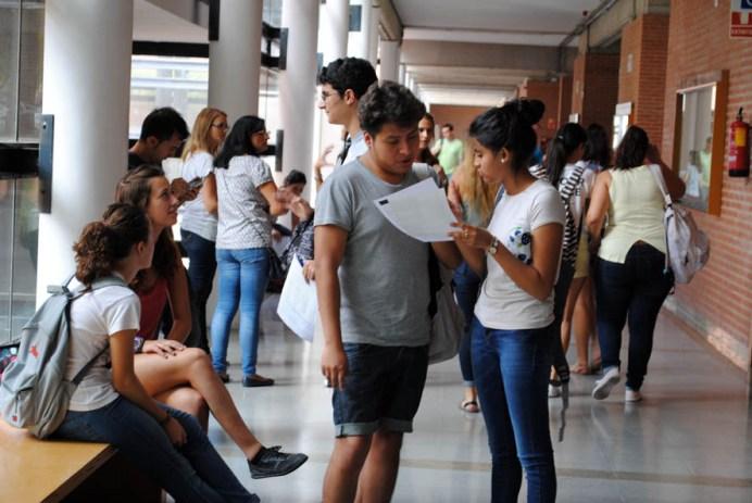 Último repaso antes de empezar en el Campus de Albacete