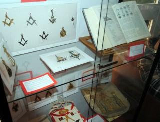 Algunas de las piezas mostradas
