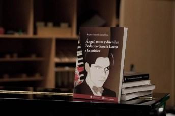 La obra, tercera publicación de Marco Antonio de la Ossa