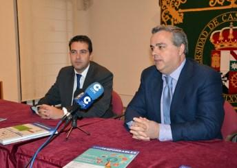 Pedro Jiménez y Marcos González presentaron el Anuario