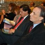 Participantes en la jornada sobre RSE y sostenibilidad