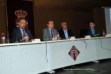 Presentación del informe en Albacete