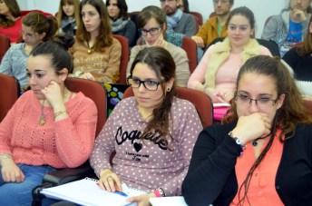 Casi un centenar de alumnos participan en las jornadas