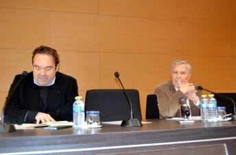 Adán Nieto presenta a Carlos Jiménez Villarejo