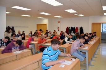Las Pruebas de Acceso para Mayores de 25 y 45 años se celebran en los cuatro campus de la UCLM y en la sede de Talavera