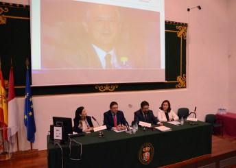 Los profesores de Derecho Administrativo en la conferencia de apertura