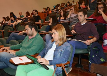 Participan alrededor de 70 alumnos