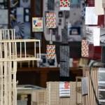 Trabajos de los alumnos en la Biblioteca de Lorenzana