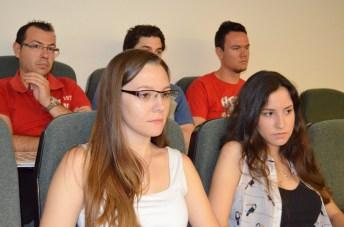 Algunos de los alumnos participantes