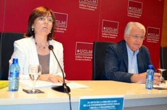 María Isabel Porras y Juan Emilio Felíu