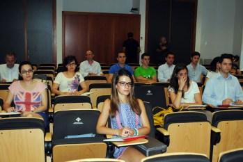 Alumnos presentes