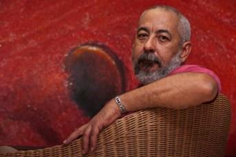 Leonardo Padura en una foto de Héctor Garrido